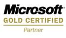 Microsoft Gold Certification Partner Logo for TEKenable