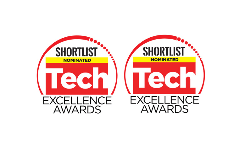 Shortlisted Twice – Tech Excellence Awards