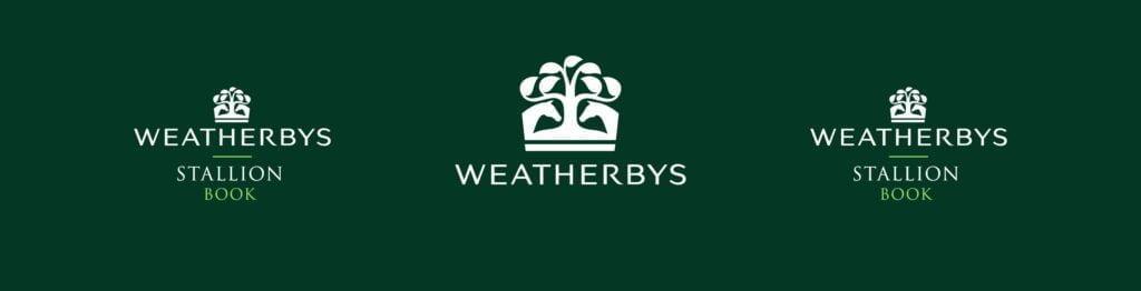 Logo for Weatherbys Stallion App Website