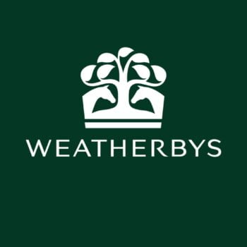 Logo for Weatherbys Stallion App Website