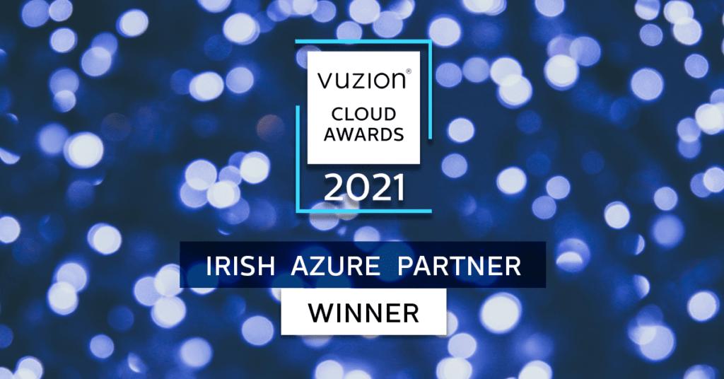 Irish Azure Partner winner 2021