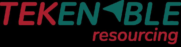 Tekenable Resourcing Logo for IT Contracting