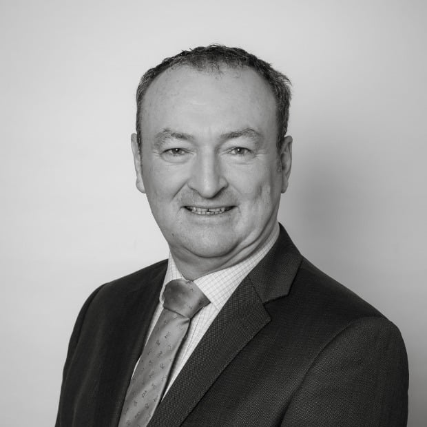 An image of Nick Connors the Managing Director of Tekenable